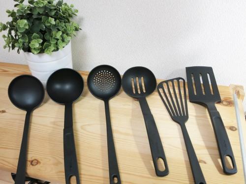 無印良品とティファールの調理小道具