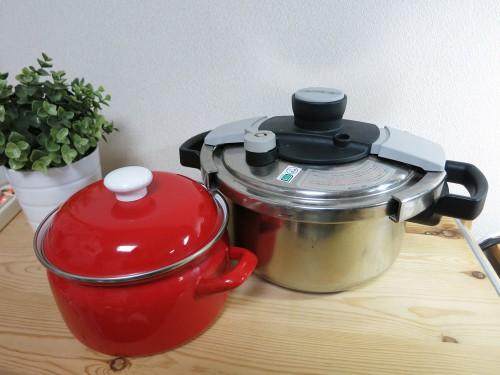 処分した鍋たち