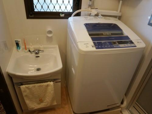 日立洗濯機 ビートウォッシュ BW-8SV