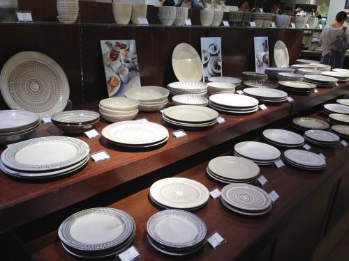 小石原ポタリー「料理をおいしくする器」展