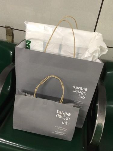 sarasa desig labで買ったもの
