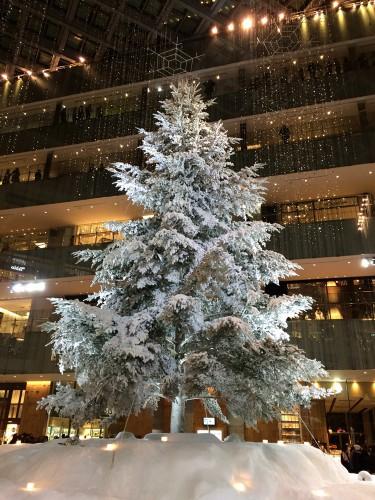 WHITE KITTE ホワイトツリー