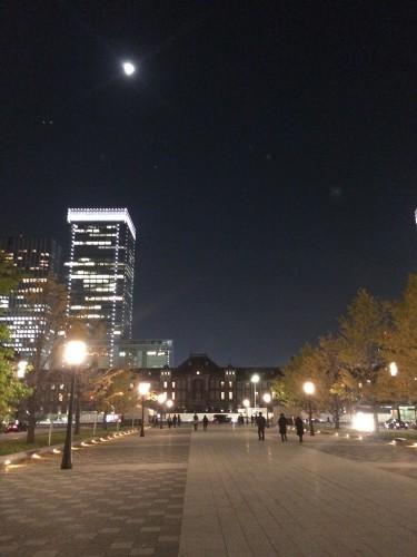 東京駅目の前