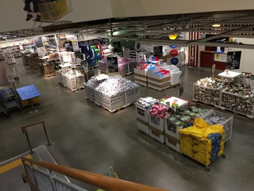 IKEA船橋1階マーケットホール
