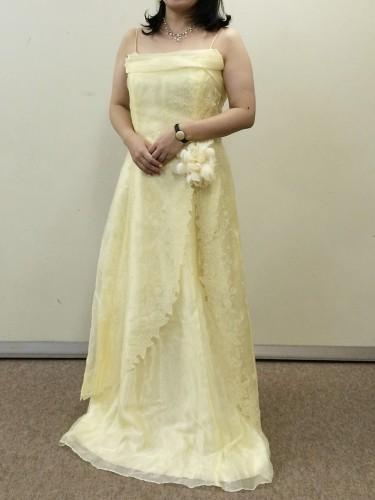 ピアノの発表会のドレス