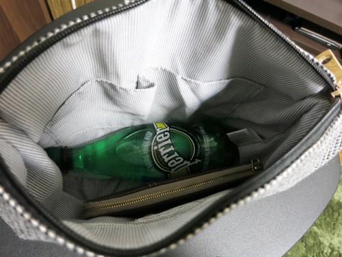 ギンガムチェックの子バッグ
