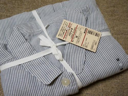 無印良品のパジャマ